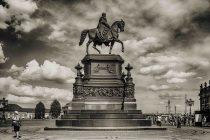 Reiterstandbild König Johann