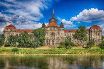 Die sächsische Staatskanzlei