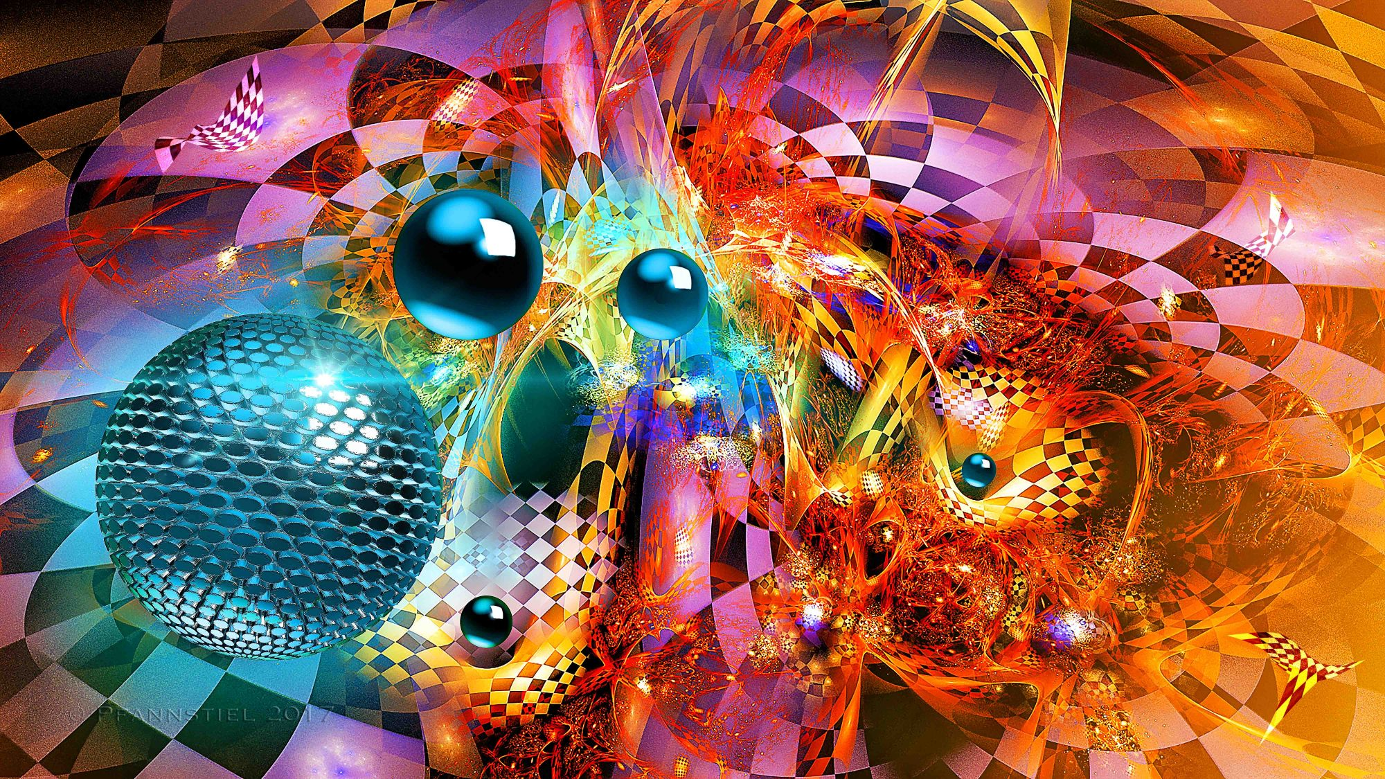 Aufruhr im Raum-Zeit-Kontinuum