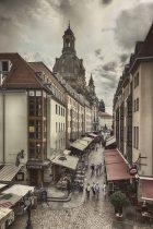 Dresden, Münzgasse