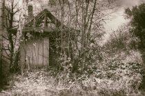 lost places – das alte Bahnwärterhaus
